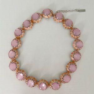 Pink Baublebar necklace